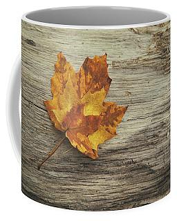 Three Leaves Coffee Mug