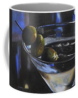 Three Olive Martini Coffee Mug