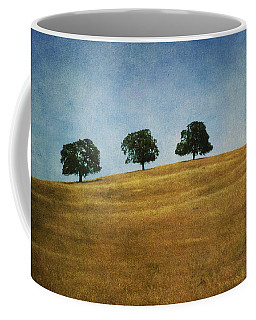 Three On A Hill Coffee Mug