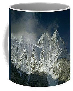 1m4503-three Peaks Of Mt. Index Coffee Mug