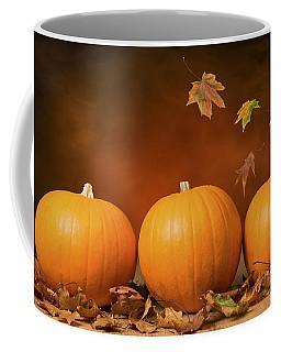 Three Pumpkins Coffee Mug