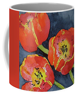 Three Sisters Coffee Mug by Beverley Harper Tinsley