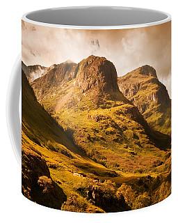 Three Sisters. Glencoe. Scotland Coffee Mug