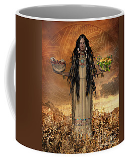 Three Sisters Coffee Mug