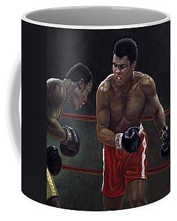 Thrilla In Manilla Coffee Mug