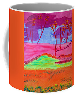 Through My Eyes Coffee Mug