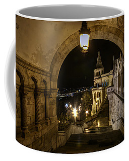 Through The Arch Coffee Mug by Nathan Wright