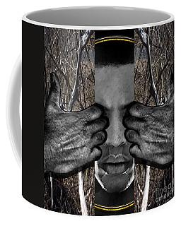 Through The Circle Of Life Coffee Mug