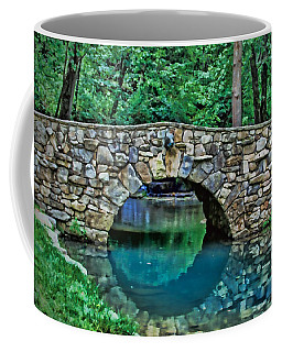 Through The Tunnel Coffee Mug by Elizabeth Winter
