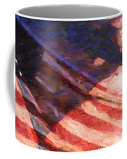 Through War And Peace Coffee Mug