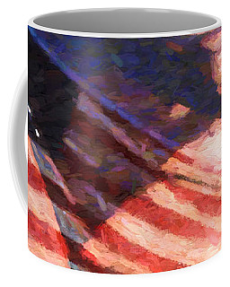 Through War And Peace Coffee Mug