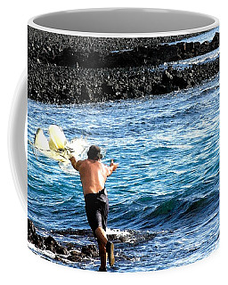 Throw.... Coffee Mug