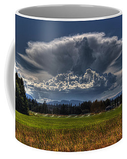 Thunder Storm Coffee Mug by Randy Hall