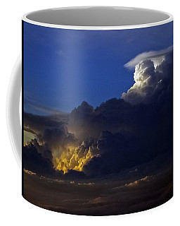 Coffee Mug featuring the photograph Thunderstorm II by Greg Reed