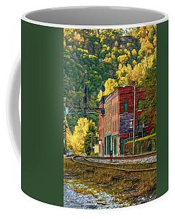 Thurmond Wv - Paint Coffee Mug