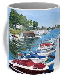 T.i. Park Marina Coffee Mug