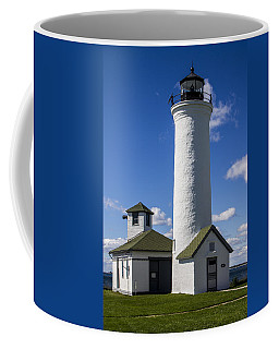 Tibbetts Point Lighthouse Coffee Mug by Ben and Raisa Gertsberg