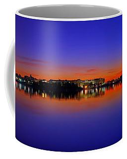Tidal Basin Sunrise Coffee Mug