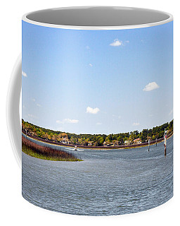 View From The Cove Coffee Mug
