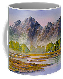 Tidal Flats Coffee Mug