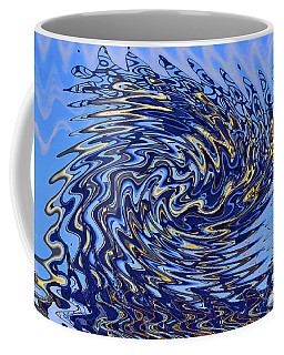 Coffee Mug featuring the photograph Tidal Wave by Gary Holmes