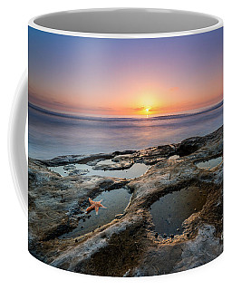 Tide Pool Sunset Coffee Mug