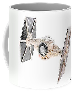 Tie Fighter Coffee Mug