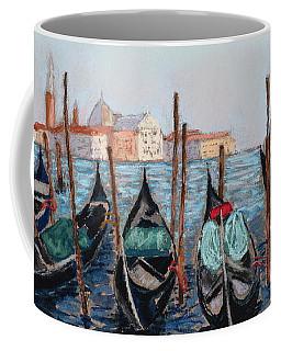 Tied Up In Venice Coffee Mug