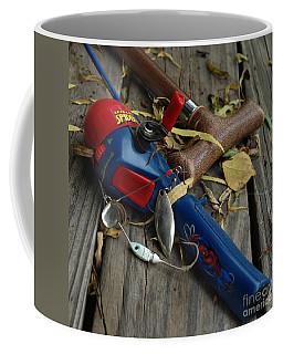 Coffee Mug featuring the photograph Ties That Bind by Peter Piatt