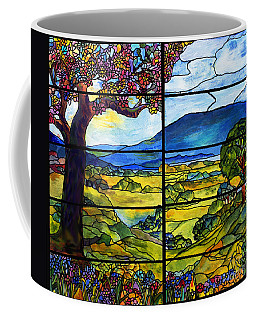 Tiffany Minnie Proctor Window Coffee Mug