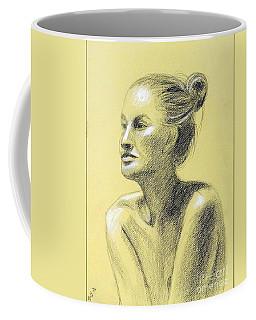 Tiffany Portrait Coffee Mug