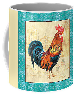 Tiffany Rooster 1 Coffee Mug