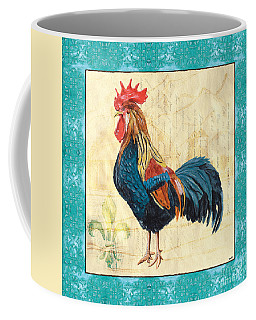 Tiffany Rooster 2 Coffee Mug