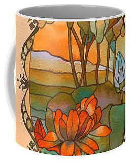 Tiffany Tree Coffee Mug