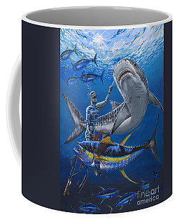 Tiger Encounter Coffee Mug