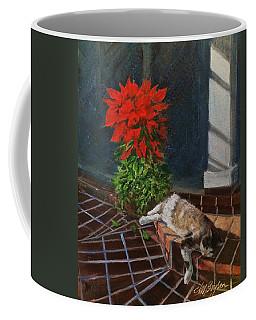 Tiger Lily In Repose Coffee Mug