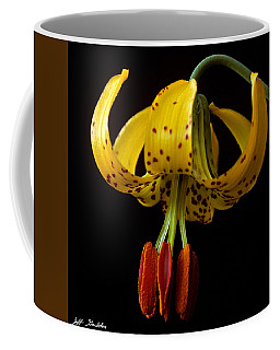 Tiger Lily Coffee Mug