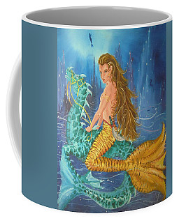 Tiger Lily Tails Coffee Mug