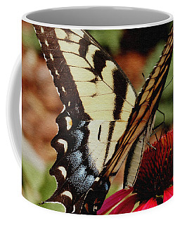 Tiger Swallowtail  Coffee Mug by James C Thomas