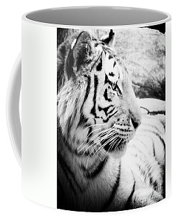 Coffee Mug featuring the photograph Tiger Watch by Erika Weber