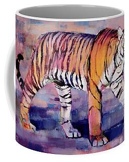 Tigress, Khana, India Coffee Mug