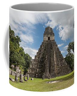 Tikal Pyramid 1j Coffee Mug