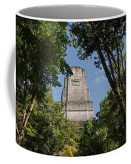 Tikal Pyramid 4b Coffee Mug