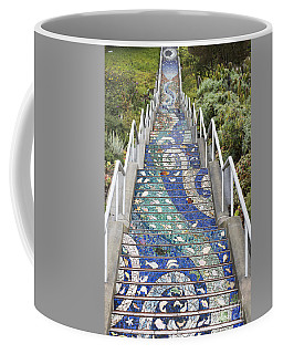 Tiled Steps Coffee Mug