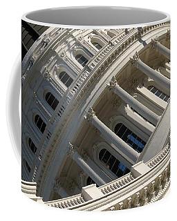 Tilted Dome Coffee Mug