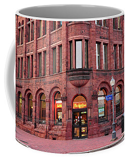 Tim Hortons Coffee Shop Coffee Mug