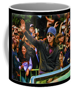 Tim Lincecum World Series 2012 Coffee Mug
