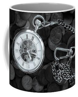 Time And Money Coffee Mug