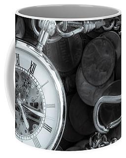 Time And Money Coffee Mug by Bob Orsillo