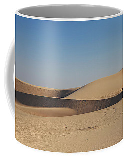 Time Changes Things Coffee Mug